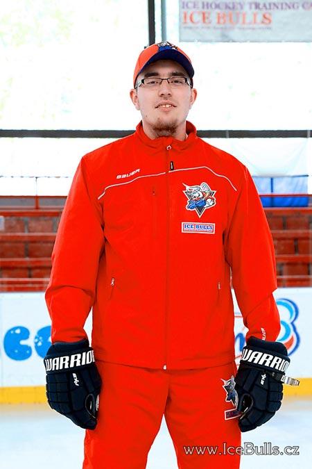 Лукаш Майер, хоккейный лагерь, хоккейный лагерь в чехии, хоккейный лагерь ICE BULLS, хоккейный сборы для команд, хоккейные сборы в Чехии, детский хоккейный лагерь, летний хоккейный лагерь